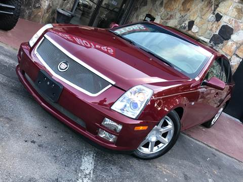 2005 Cadillac STS for sale at Atlanta Prestige Motors in Decatur GA