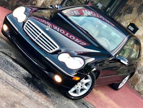 2003 Mercedes-Benz C-Class for sale at Atlanta Prestige Motors in Decatur GA