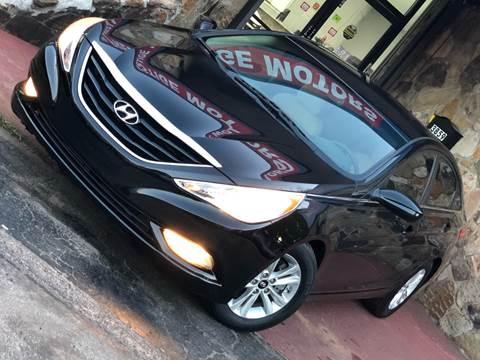 2013 Hyundai Sonata for sale at Atlanta Prestige Motors in Decatur GA