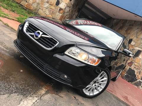 2011 Volvo S40 for sale at Atlanta Prestige Motors in Decatur GA