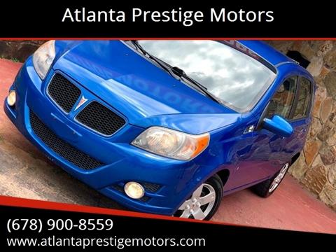 2009 Pontiac G3 for sale in Decatur, GA
