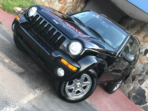 2004 Jeep Liberty for sale at Atlanta Prestige Motors in Decatur GA