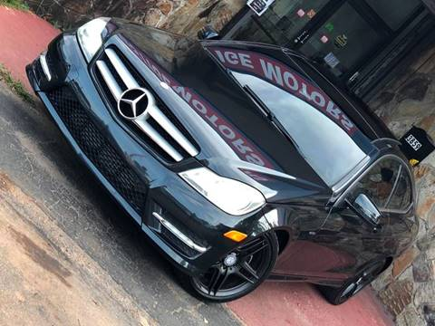 2012 Mercedes-Benz C-Class for sale at Atlanta Prestige Motors in Decatur GA