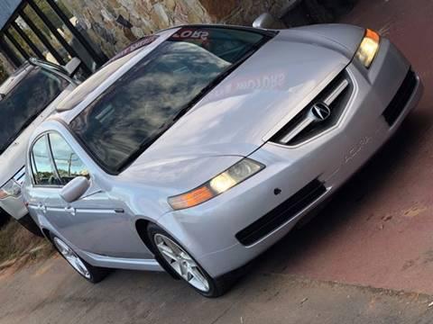 2005 Acura Tl 3 2 4dr Sedan W Navi In Decatur Ga Atlanta