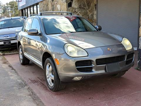 2006 Porsche Cayenne