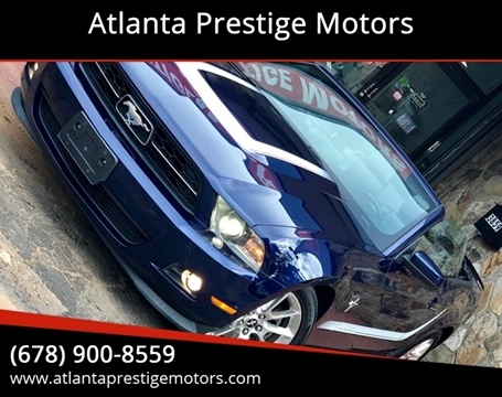 2011 Ford Mustang for sale in Decatur, GA
