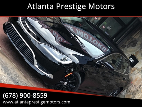 2015 Chrysler 200 for sale in Decatur, GA