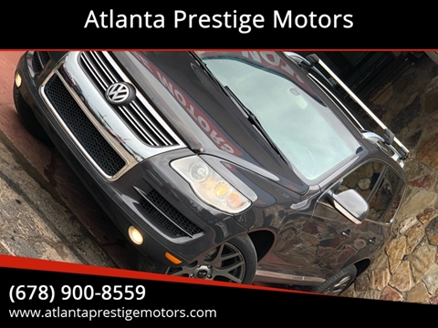 used volkswagen touareg for sale in union city ga carsforsale com carsforsale com