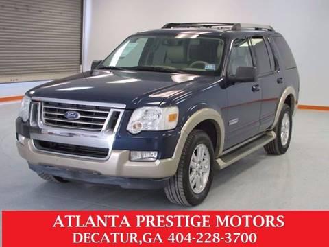 2006 Ford Explorer for sale at Atlanta Prestige Motors in Decatur GA