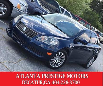 2010 Suzuki Kizashi for sale at Atlanta Prestige Motors in Decatur GA