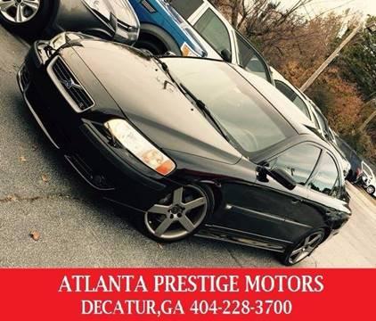 2004 Volvo S60 R for sale at Atlanta Prestige Motors in Decatur GA