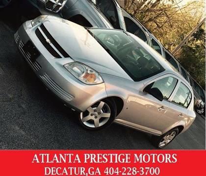 2007 Chevrolet Cobalt for sale at Atlanta Prestige Motors in Decatur GA