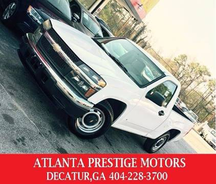 2007 Chevrolet Colorado for sale at Atlanta Prestige Motors in Decatur GA
