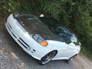 2003 Hyundai Tiburon for sale at Atlanta Prestige Motors in Decatur GA