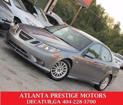 2010 Saab 9-3 for sale at Atlanta Prestige Motors in Decatur GA