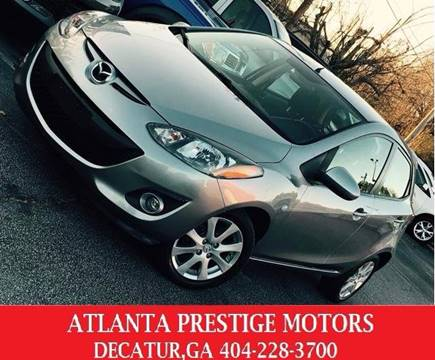 2011 Mazda MAZDA2 for sale at Atlanta Prestige Motors in Decatur GA