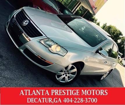 2006 Volkswagen Passat for sale at Atlanta Prestige Motors in Decatur GA