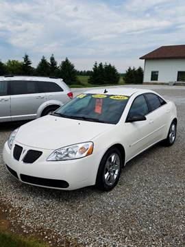 2008 Pontiac G6 for sale in Bad Axe, MI