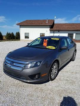 2010 Ford Fusion for sale in Bad Axe, MI