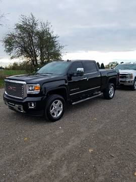 2015 GMC Sierra 2500HD for sale in Bad Axe, MI