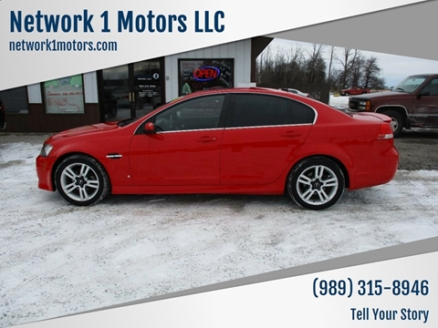 2009 Pontiac G8 for sale in Bad Axe, MI