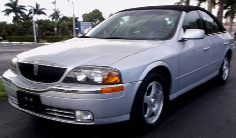 2000 Lincoln LS for sale in Margate FL