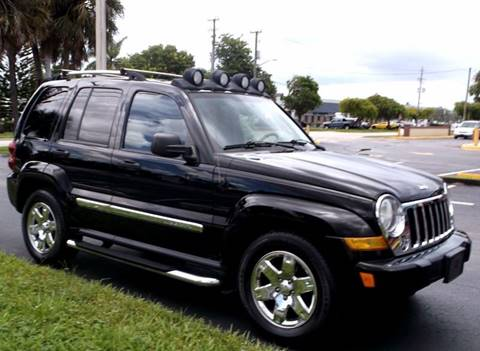 2007 Jeep Liberty for sale in Margate, FL