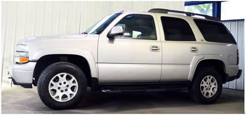 2004 Chevrolet Tahoe for sale in Fergus Falls, MN