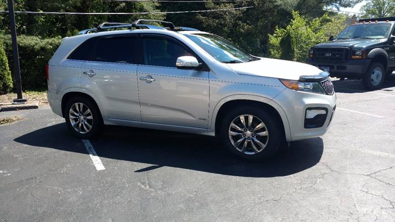 2013 Kia Sorento For Sale At FAIRWAY MOTOR CARS INC. In Wallingford PA