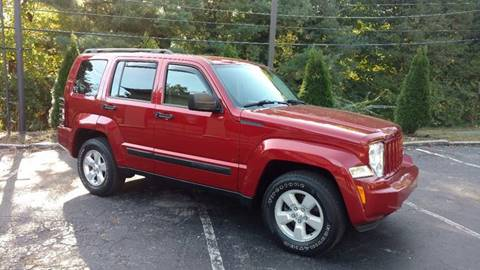 2010 Jeep Liberty for sale in Wallingford, PA
