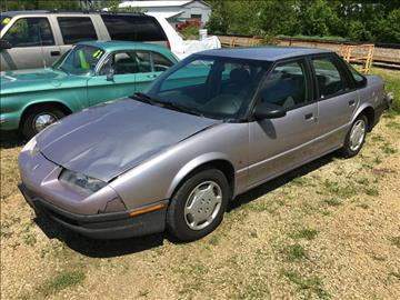 1995 Saturn S-Series for sale at Apple Auto in La Crescent MN