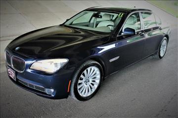 2011 BMW 7 Series for sale at Apple Auto in La Crescent MN