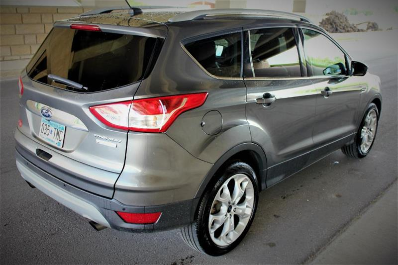 2014 Ford Escape for sale at Apple Auto in La Crescent MN