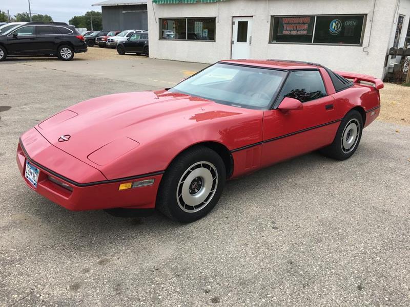 1984 Chevrolet Corvette for sale at Apple Auto in La Crescent MN