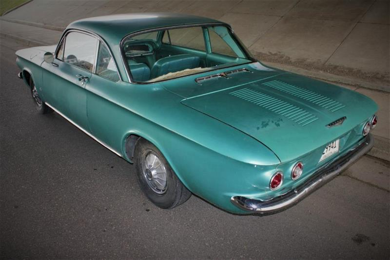 1961 Chevrolet Corvair for sale at Apple Auto in La Crescent MN
