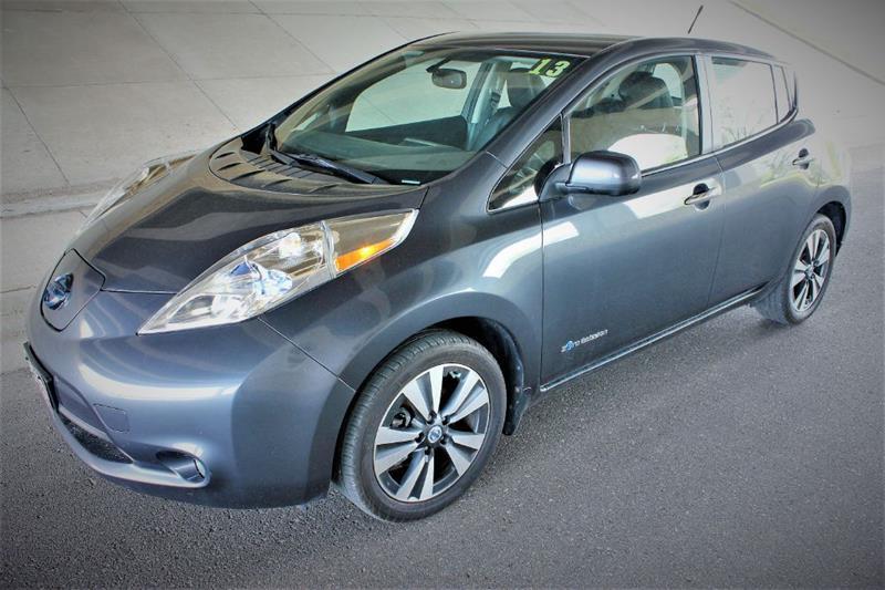 2013 Nissan Leaf Sl In La Crescent Mn Apple Auto