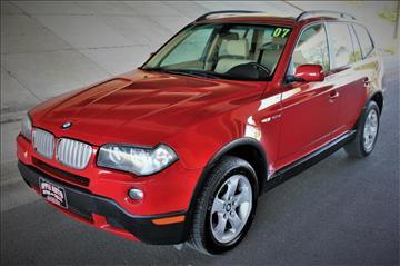 2007 BMW X3 for sale at Apple Auto in La Crescent MN