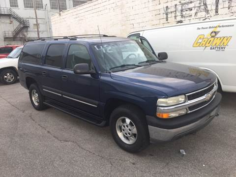 2002 Chevrolet Suburban for sale in Toledo, OH