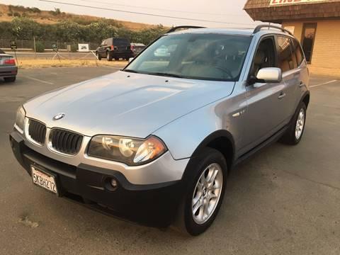 2004 BMW X3 for sale in Sacramento, CA