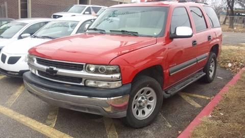 2002 Chevrolet Tahoe for sale in Oklahoma City, OK