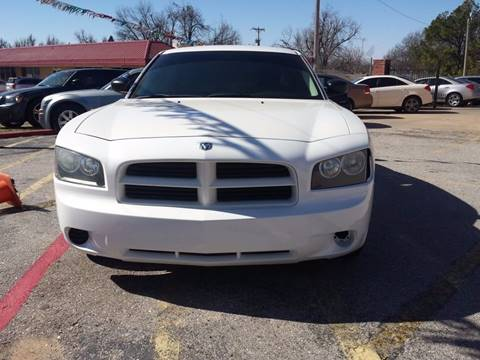 2008 Dodge Charger for sale in Oklahoma City OK