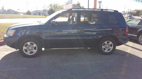 2003 Toyota Highlander for sale in Oklahoma City, OK