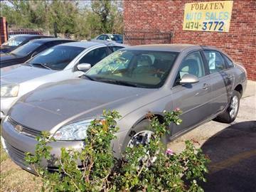 2006 Chevrolet Impala for sale in Oklahoma City, OK