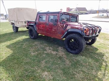 1998 AM General Hummer for sale in Richmond, IN