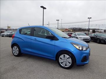 2017 Chevrolet Spark for sale in Richmond, IN