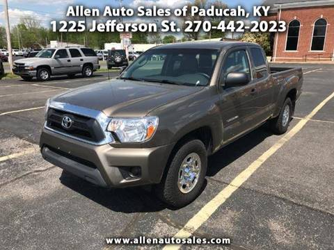 2015 Toyota Tacoma for sale in Paducah, KY