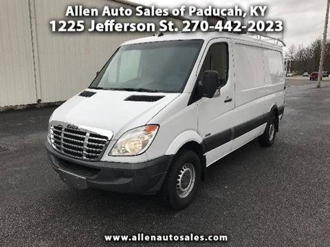 2012 Freightliner Sprinter 3500 for sale in Paducah, KY
