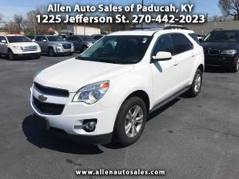 2013 Chevrolet Equinox for sale in Paducah, KY