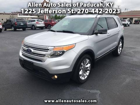 2011 Ford Explorer for sale in Paducah, KY