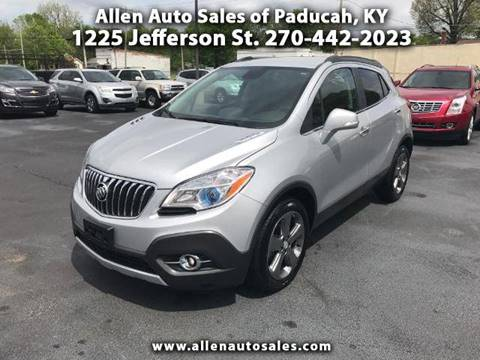 2014 Buick Encore for sale in Paducah, KY